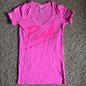 Victoria secret pink top sz XS